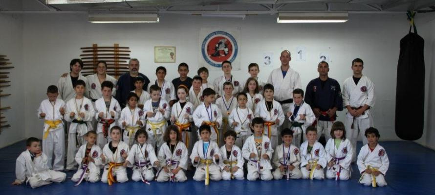 אליפות הארגון לילדים ונוער 2012