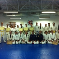 Annual Seminar Ju-jitsu organizations ijjko-ijja-kempojit