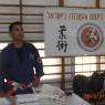 מבחני דרגות וסמינר שנתי יוני 2010 soke estvan kelemem